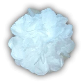 pom pom fehér PF1