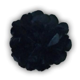 pom pom fekete PF2
