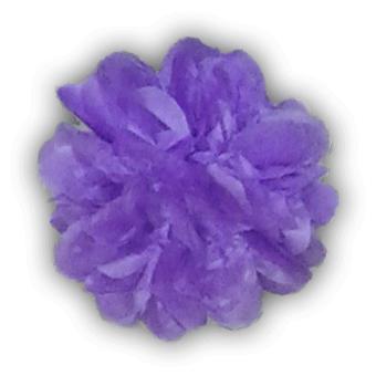 pom pom lila PL2