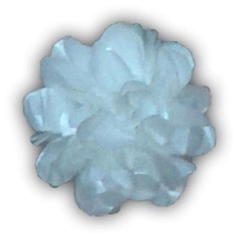 pom pom gyöngyházfehér PM4