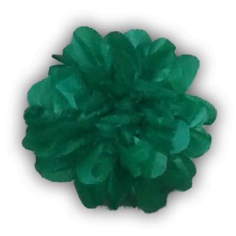 pom pom fenyőzöld PZ1